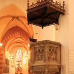 Thomaskirche zu Leipzig, Kanzel