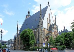 Thomaskirche zu Leipzig