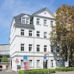 KLassizistischer Bau in der Westvorstadt