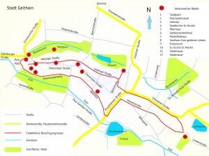 Stadtrundgang Geithain
