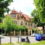 Villa an der Agricolastraße