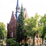 Die Methodistische Friedenskirche