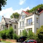 Villen in der Ahornstraße