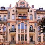 Wohnhäuser in der Barbarossastraße