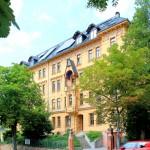 Geburtshaus von Marianne Brandt in der Heinrich-Beck-Straße