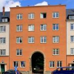 Zugang zum Helenenhof