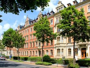 Chemnitz-Kaßberg, Weststraße