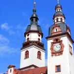 Rathausturm und Hoher Turm