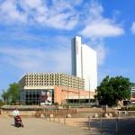 Stadthalle und Hotel Merkur - die Neue Mitte von Chemnitz