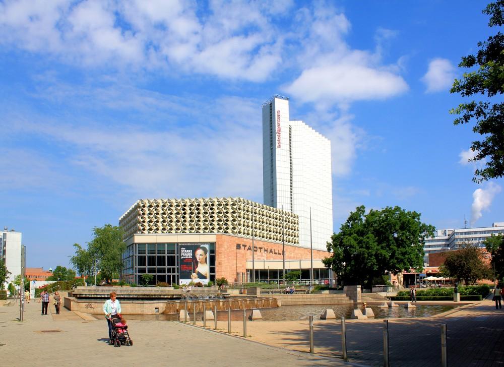 Hotel Merkur Chemnitz