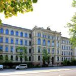 Technische Universität Chemnitz, Nachfolger der Königlichen Gewerbeschule