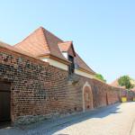 Stadtmauer von Delitzsch