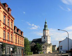 Ev. Nicolaikirche Döbeln