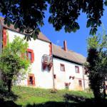 Das Pfarrhaus in Geithein mit der Kalandsstube