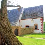 Das Pfarrhaus an der Stadtkirche