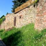 Stadtmauer am Promendaenweg