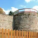Der Butterturm an der Stadtmauer