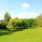 Im Stadtpark von Geithain