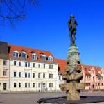 Grimma, Stadtrundgang
