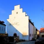 Grimma, Wohnturm des Stadtgutes