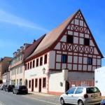 Grimma, Das Tuchmacherinnungshaus in der Weberstraße