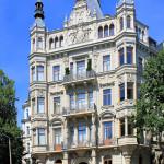 Wohnhaus Beethovenstraße 8