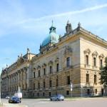 Bundesverwaltungsgericht, Rückseite