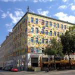 Fischer-Art in der Karl-Liebknecht-Straße