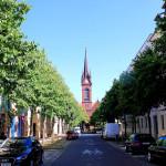 Neustadt-Neuschönefeld, Rundgang
