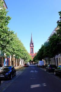 Leipzig, Neustadt-Neuschönefeld, Heilig-Kreuz-Kirche