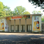 Parkbühne im Clara-Zetkin-Park