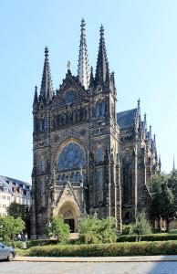 Die Ev. Peterskirche