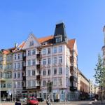 Wohnhaus Petersteinweg/Härtelstraße