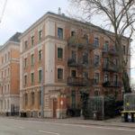 Verwaltungsgebäude der Pianofabrik Blüthner