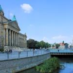 Pleißemühlgraben am Bundesverwaltungsgericht
