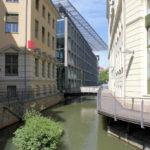 Pleißemühlgraben zwischen Otto-Schill-Straße und Gottschedstraße Leipzig