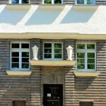 Wohnhaus Kurt-Günther-Straße 7, Portal