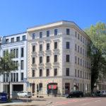 Sebastian-Bach-Straße in Leipzig