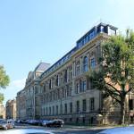 Die Hochschule für Grafik und Buchkunst (heute HTWK)
