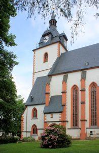 Ev. Stadtkirche St. Marien Mittweida