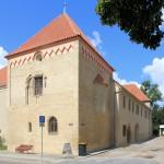 Die Ägidienkapelle am Domplatz