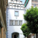 Das Haus Hohe Lilie in Naumburg