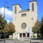 Die Kath. Kirche in Naumburg