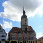 Die Stadtkirche St. Wenzel