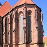 Chor der Kunigundenkirche in Rochlitz