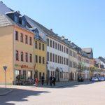 Marktplatzbebauung Rochlitz, Hauptstraße