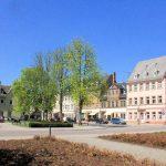 Marktplatzbebauung Rochlitz, Untermarkt (Topfmarkt)