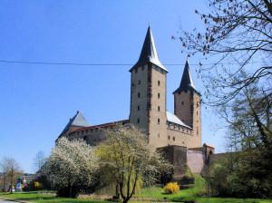 Schloss Rochlitz, Westbau