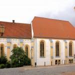 Die ehemalige Alltagskirche