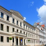 Das Amtsgerichtsgebäude